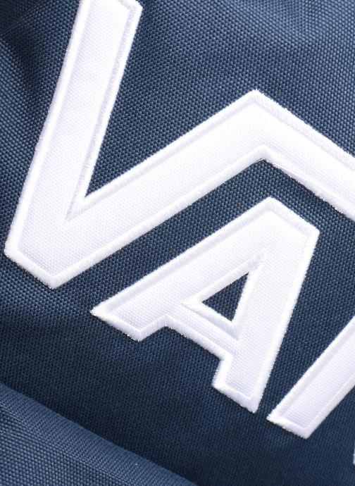Rucksäcke Vans OLD SKOOL III blau ansicht von links