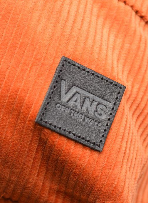 Sacs à dos Vans DEANA Orange vue gauche