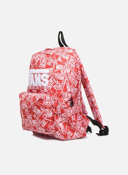 Vans KID NEW SKOOL BACKPACK BOY (Red) Rucksacks chez