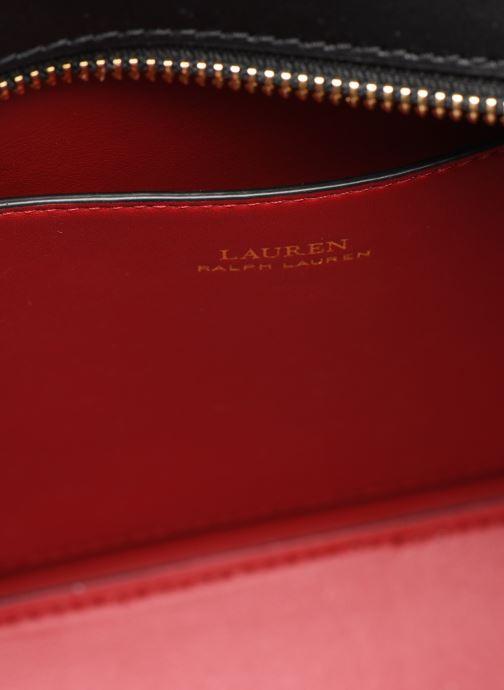 Handtaschen Lauren Ralph Lauren CARLYLE TOTE MINI schwarz ansicht von hinten