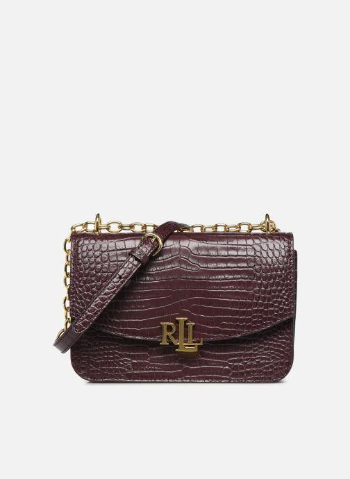 Handtaschen Lauren Ralph Lauren MADISON 22-CROSSBODY-MEDIUM weinrot detaillierte ansicht/modell