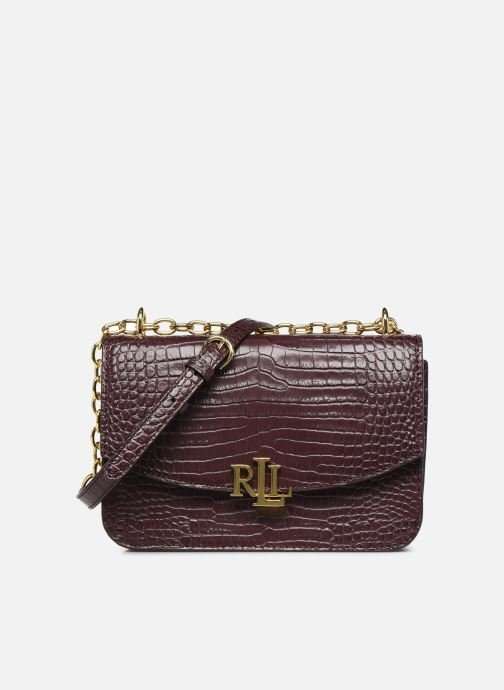 Sacs à main Lauren Ralph Lauren MADISON 22-CROSSBODY-MEDIUM Bordeaux vue détail/paire
