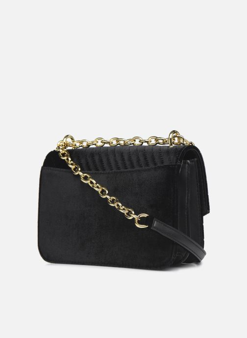 Sacs à main Lauren Ralph Lauren MADISON 22-CROSSBODY-MEDIUM Noir vue droite