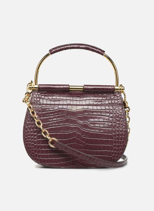 Handtassen Lauren Ralph Lauren MASON 20-SATCHEL-MINI Bordeaux voorkant