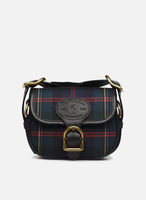 Sacs à main Polo Ralph Lauren SM HUTTON CROSSBODY SMALL Multicolore vue détail/paire
