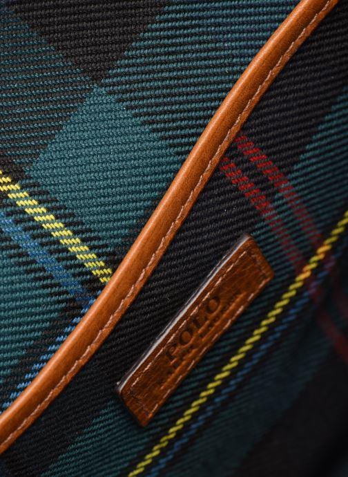 Handbags Polo Ralph Lauren SM HUTTON CROSSBODY SMALL Brown back view