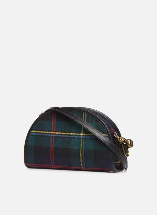 Sacs à main Polo Ralph Lauren HALF MOON XB-CROSSBODY SMALL Multicolore vue droite