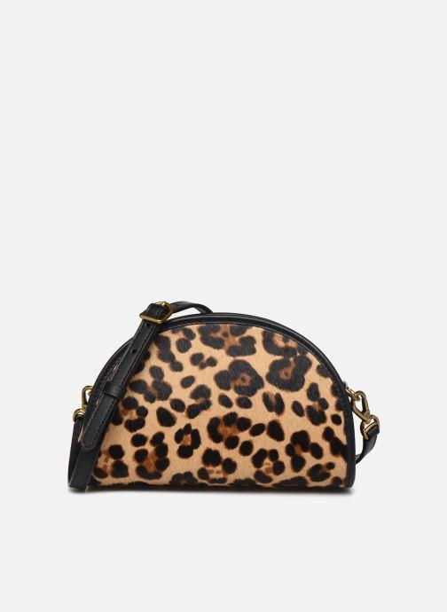 Handbags Polo Ralph Lauren HALF MOON XB-CROSSBODY SMALL Multicolor detailed view/ Pair view
