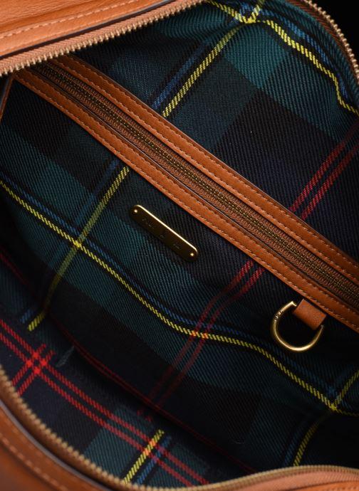 Bagages Polo Ralph Lauren SM DUFFLE SMALL Marron vue derrière