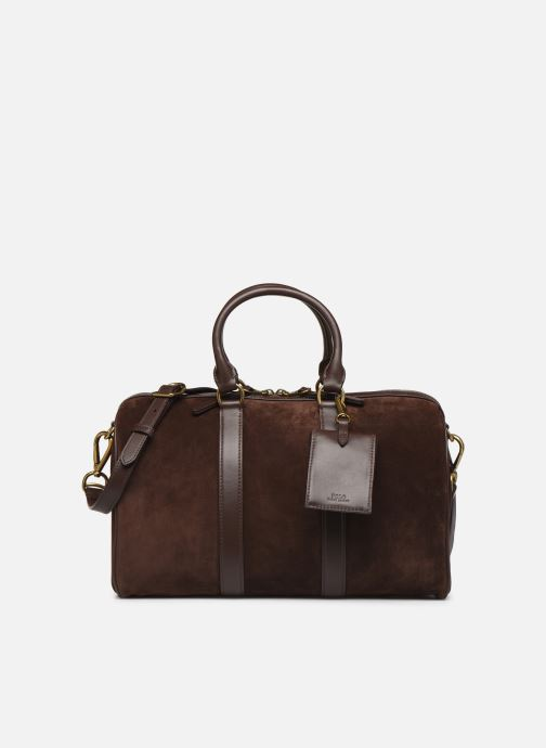 Bagage Polo Ralph Lauren SM DUFFLE SMALL Bruin detail