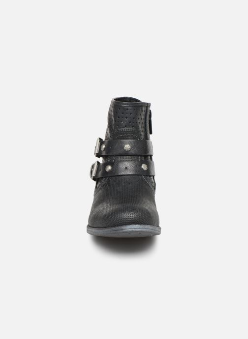 Ankle boots Mustang shoes 1157556 Black model view