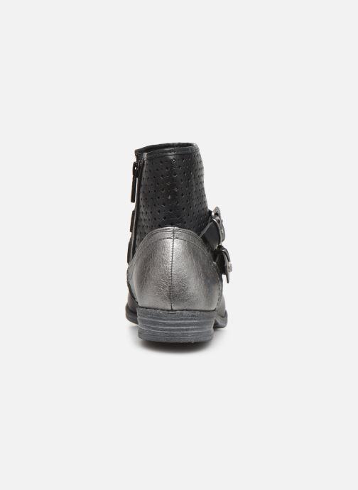 Bottines et boots Mustang shoes 1157556 Noir vue droite