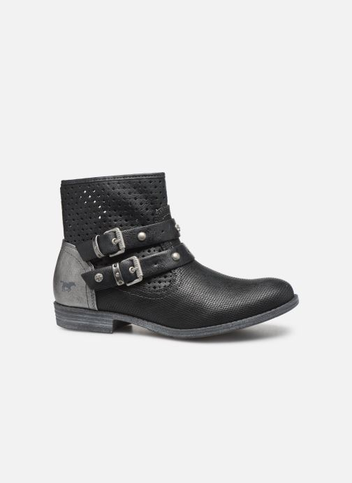 Ankle boots Mustang shoes 1157556 Black back view