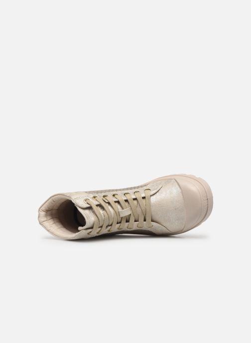 Bottines et boots Mustang shoes 1160515 Blanc vue gauche