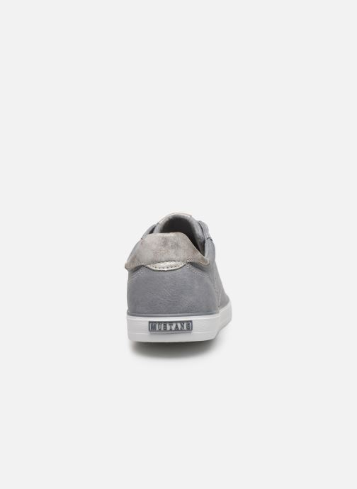 Baskets Mustang shoes 1267301 Bleu vue droite