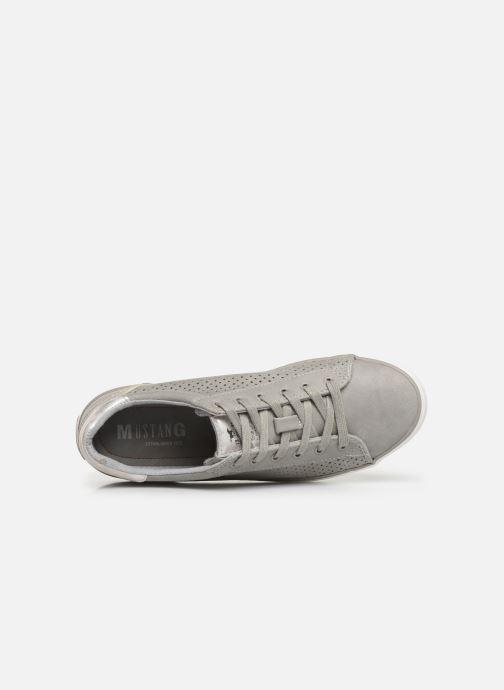 Sneakers Mustang shoes 1267306 Grijs links