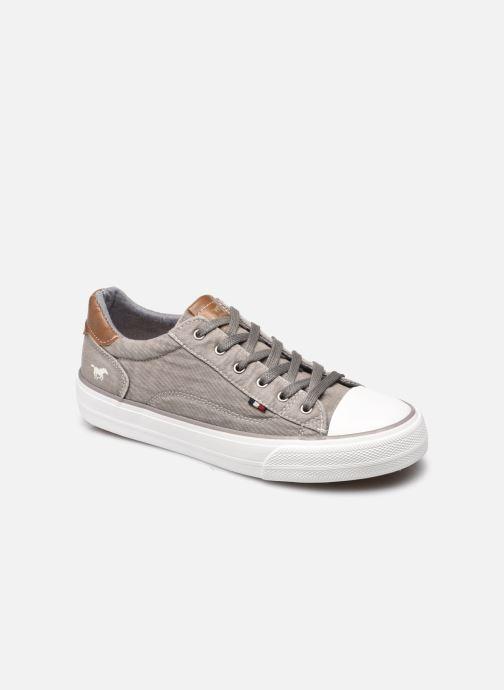 Baskets Mustang shoes 1272301 Gris vue détail/paire