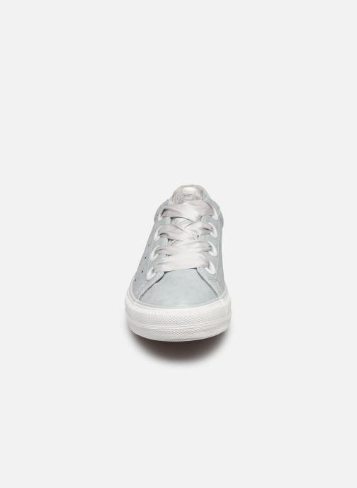 Baskets Mustang shoes 1272302 Bleu vue portées chaussures