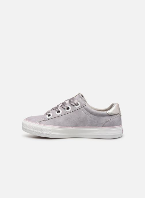 Baskets Mustang shoes 1272302 Rose vue face
