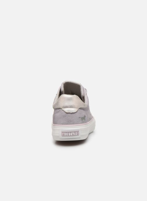 Baskets Mustang shoes 1272302 Rose vue droite