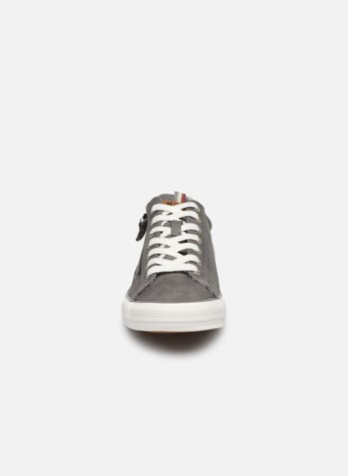Trainers Mustang shoes 4127302 Grey model view