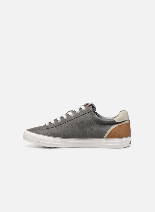 Trainers Mustang shoes 4127302 Grey front view