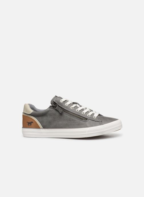Trainers Mustang shoes 4127302 Grey back view