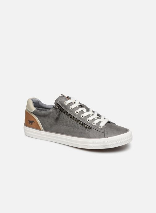 Trainers Mustang shoes 4127302 Grey detailed view/ Pair view