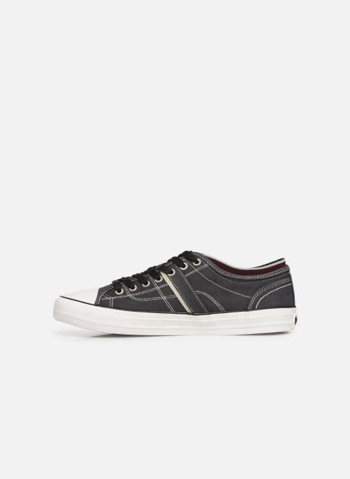 Baskets Mustang shoes 4127303 Noir vue face
