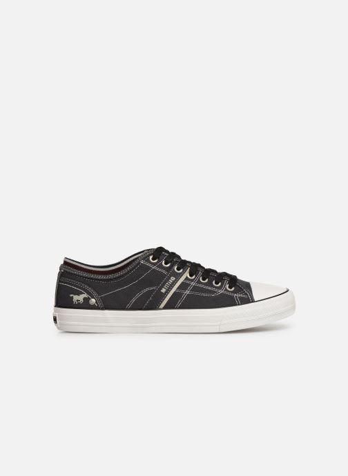 Baskets Mustang shoes 4127303 Noir vue derrière