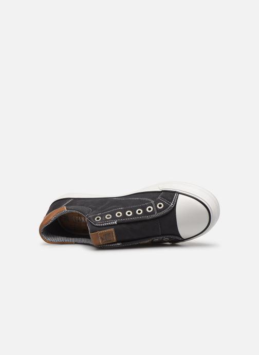Sneakers Mustang shoes 4127401 Zwart links