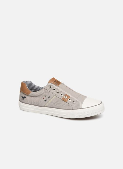 Trainers Mustang shoes 4127401 Grey detailed view/ Pair view