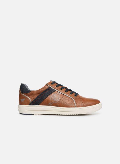 Baskets Mustang shoes 4133304 Marron vue derrière