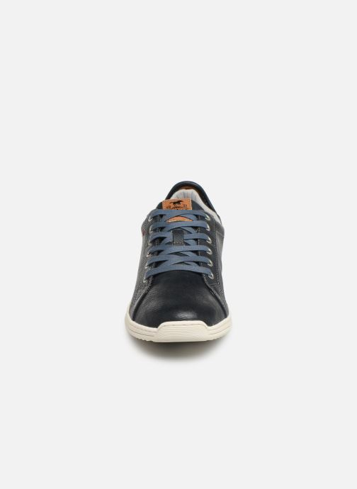 Trainers Mustang shoes 4136303 Blue model view