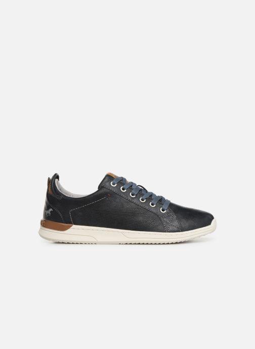 Sneaker Mustang shoes 4136303 blau ansicht von hinten