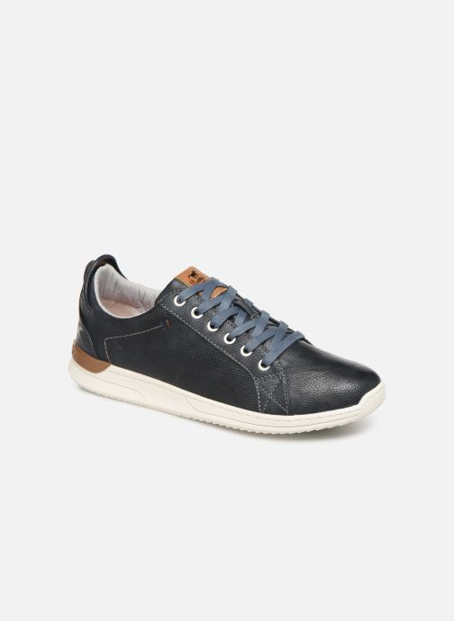 Trainers Mustang shoes 4136303 Blue detailed view/ Pair view