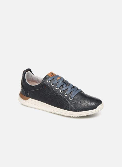 Baskets Mustang shoes 4136303 Bleu vue détail/paire