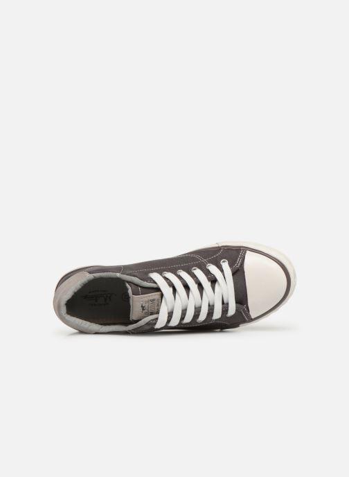 Sneakers Mustang shoes 5024308 Grijs links