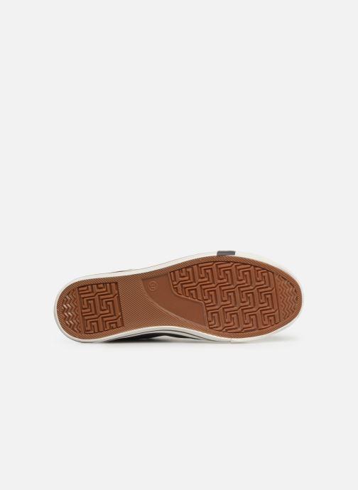 Baskets Mustang shoes 5024308 Gris vue haut