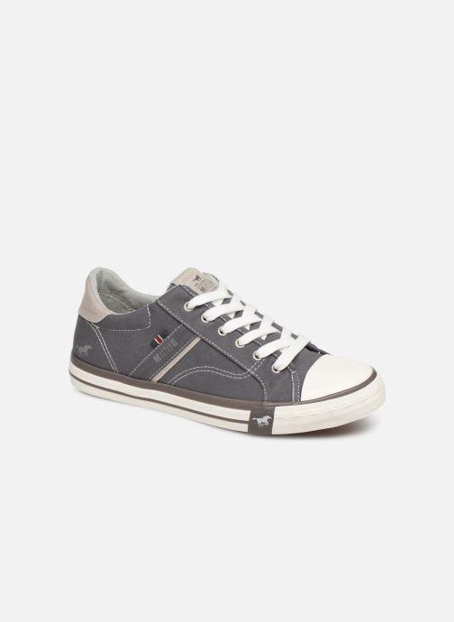 Baskets Mustang shoes 5024308 Gris vue détail/paire
