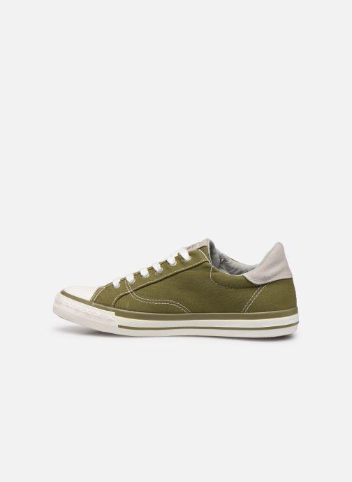 Baskets Mustang shoes 5024308 Vert vue face
