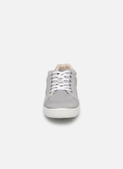 Baskets Mustang shoes 5053303 Argent vue portées chaussures