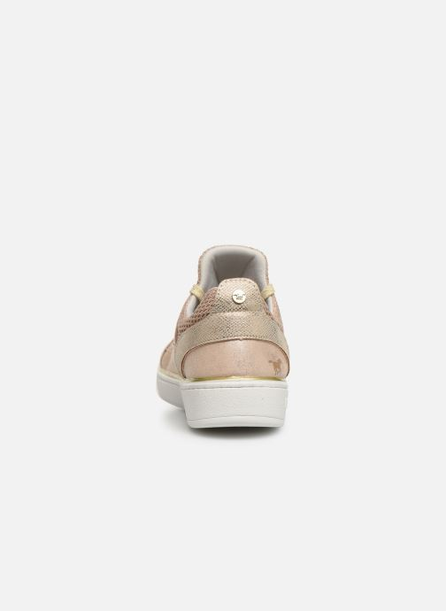 Baskets Mustang shoes 5053304 Rose vue droite