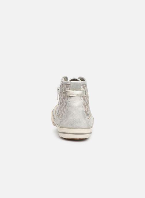Sneakers Mustang shoes 5803510 Zilver rechts