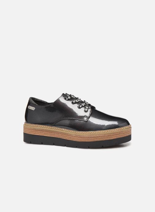 Zapatos con cordones Pepe jeans Luton Land C Negro vistra trasera