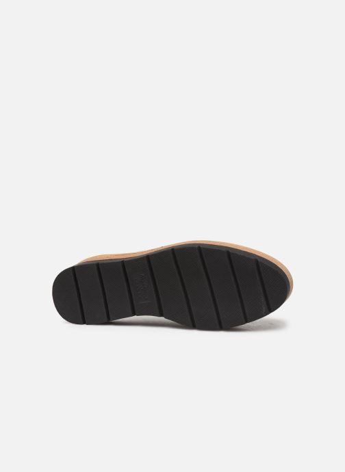 Zapatos con cordones Pepe jeans Luton Land C Negro vista de arriba