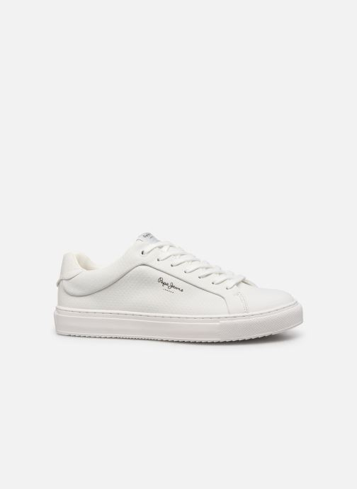 Trainers Pepe jeans Adams Samy C White back view