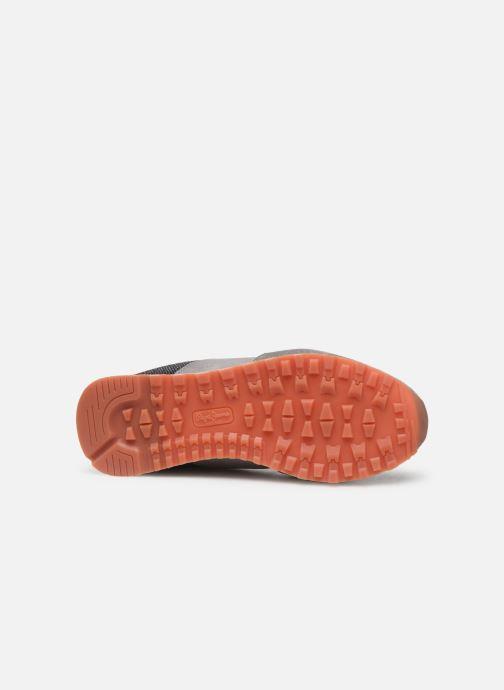 Sneaker Pepe jeans Verona W New Sequins C grau ansicht von oben