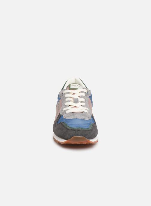 Baskets Pepe jeans Verona W Traveller C Multicolore vue portées chaussures