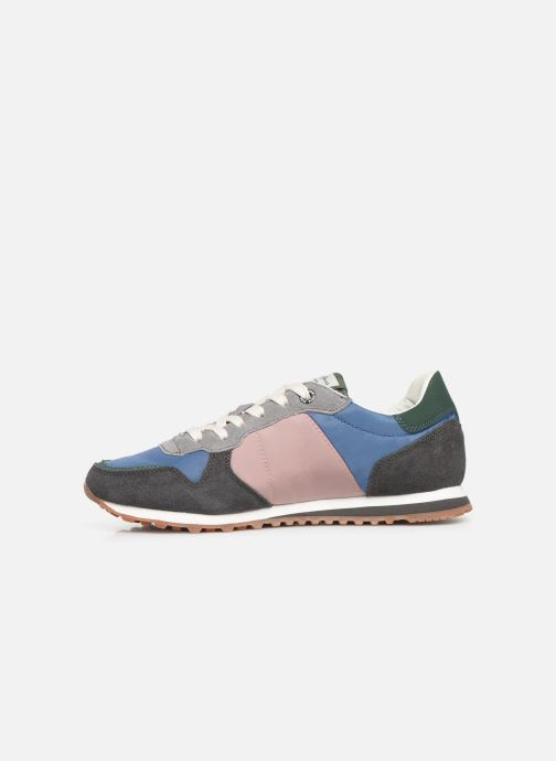 Sneakers Pepe jeans Verona W Traveller C Multicolore immagine frontale